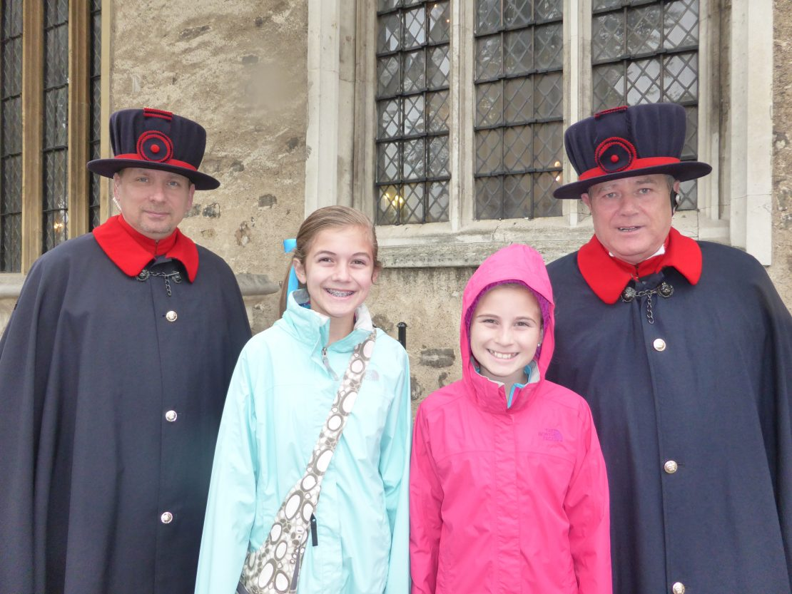 Torture, Beheadings, and Gin: The Beefeaters at the Tower of London