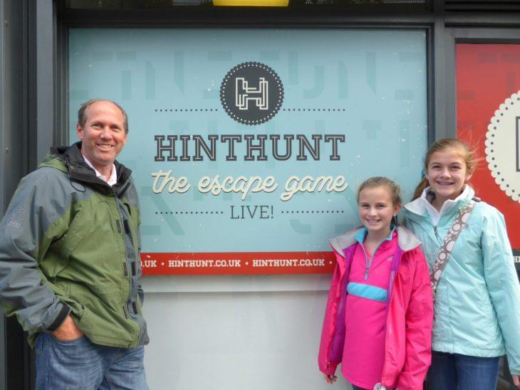Hint Hunt, HintHunt