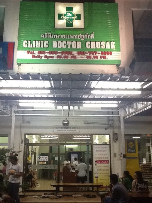 Thai medical clinic