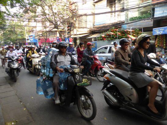 Ha Noi traffic