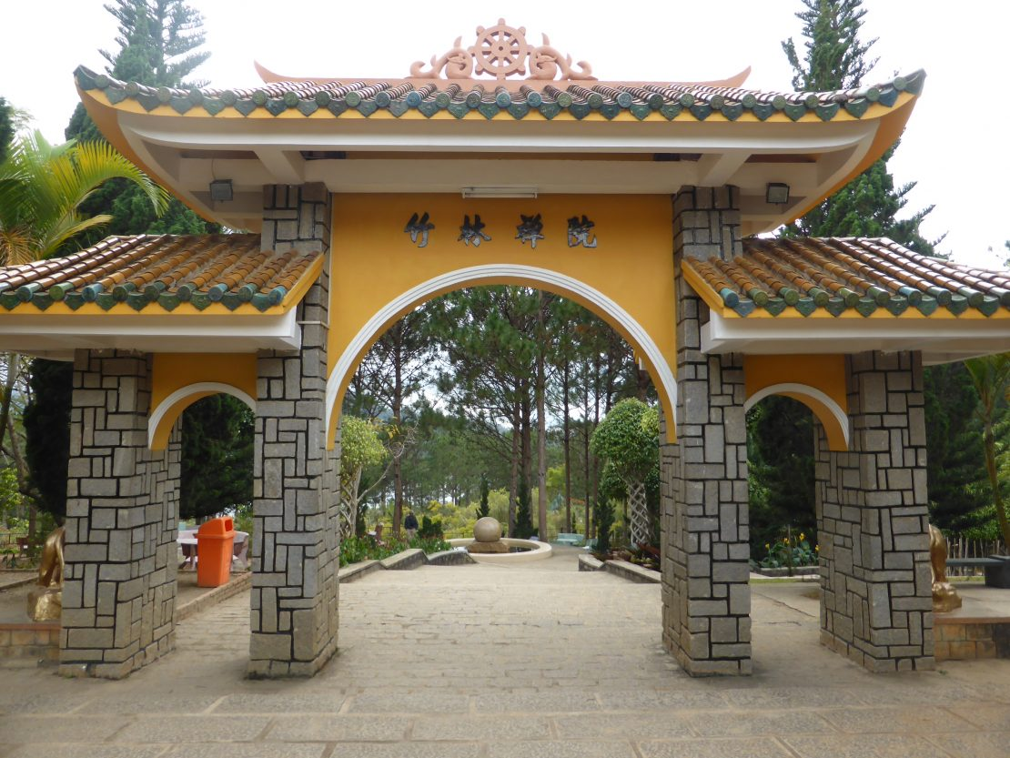 Learn to Meditate at Truc Lam, Da Lat, Vietnam's Buddhist Monastery