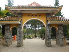 Truc Lam Temple and Monastery