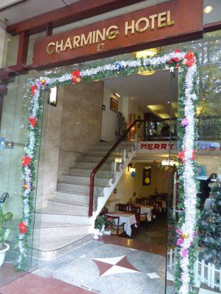 *Hanoi, Vietnam* http://www.hanoicharminghotel.com