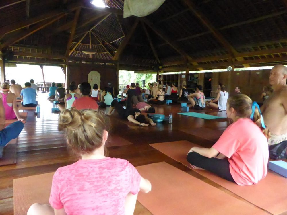 Yoga Barn, Ubud