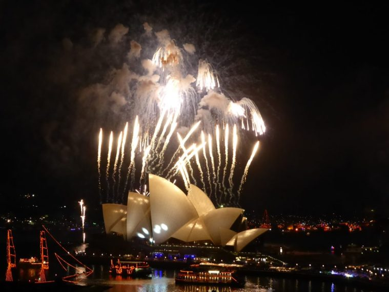 New Years Eve Sydney Opera House