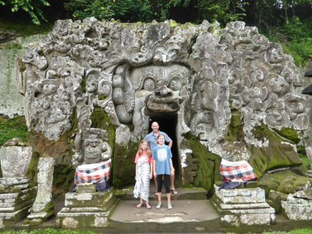 Elephant Cave Temple, Bali
