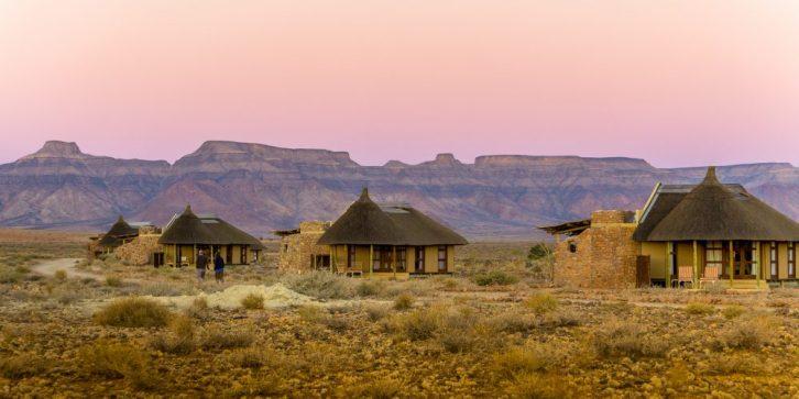 Hoodia Desert Lodge Namibia