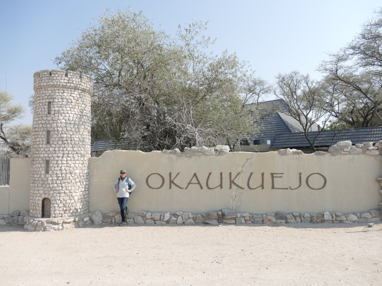 Okaukuejo Camp Etosha National Park