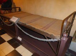 Prison cot