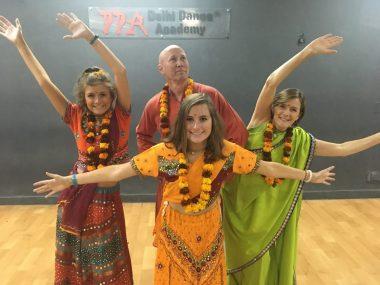 Namaste India Dance Workshop for Tourists