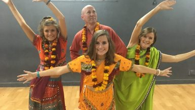 Namaste India Dance Workshop for Tourists