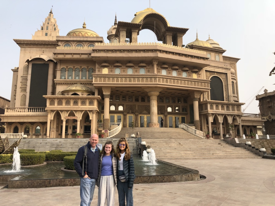 Kingdom of Dreams theater
