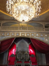 Kingdom of Dreams theater interior