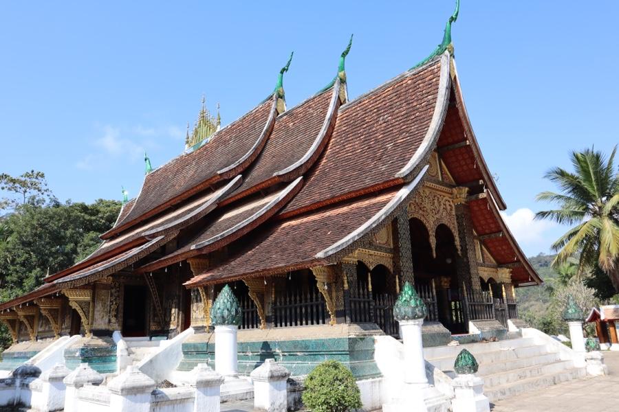 Wat in Luang Prabang