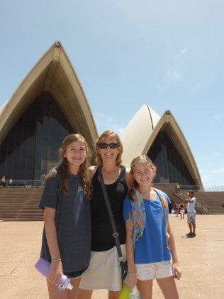 We're SO glad my mom got a room at the Sydney Harbour YHA!