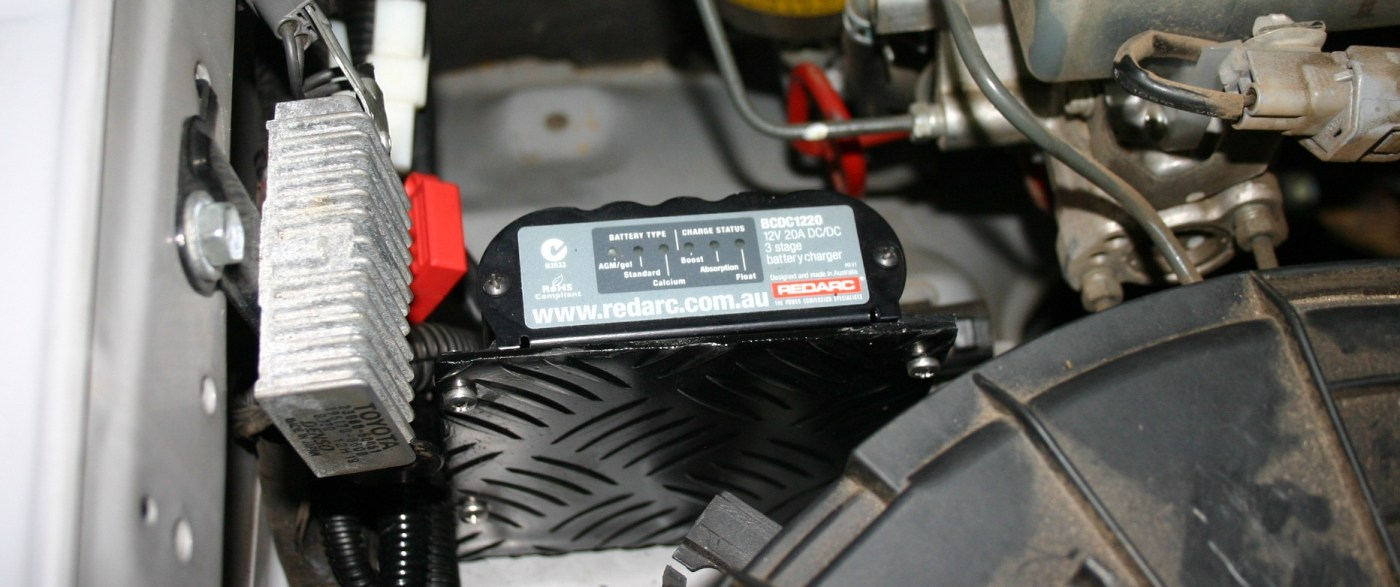 RedArc Dual Battery Management System