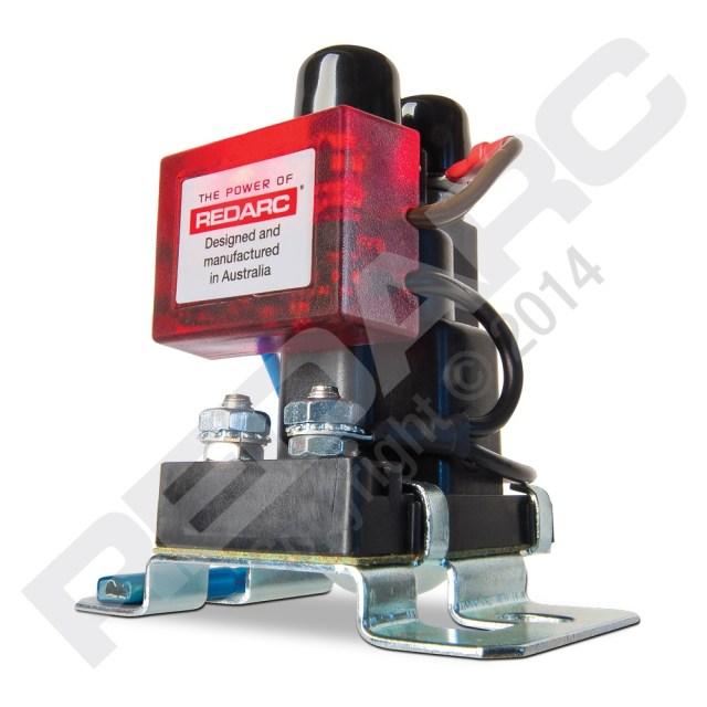 RedArc Dual Battery Separator Система за два акумулатора