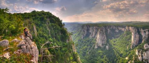 The Jewel of eastern Serbia - Lazar's Canyon