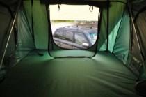 Šator stiže sa dušekom debelim 5 cm