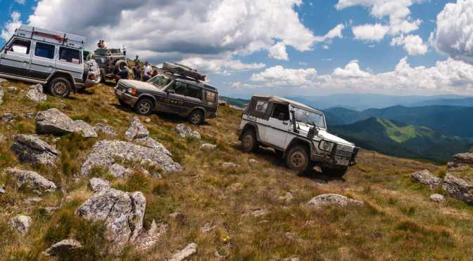 4×4 tours for everyone – pick your own!