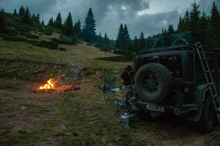 The overlanding dream