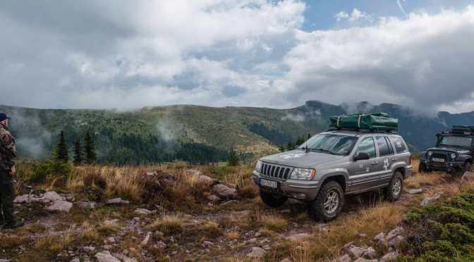 Nomadic journey of south Serbia