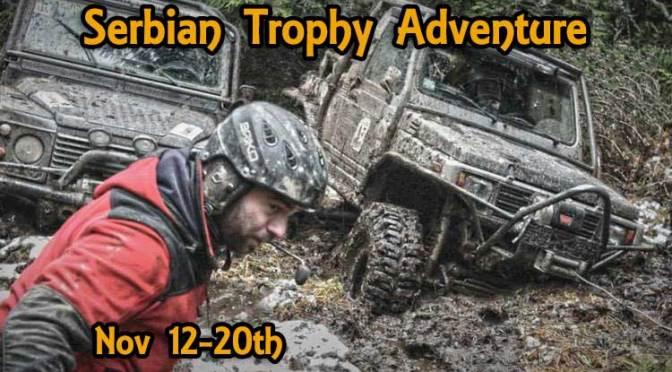 Serbian Trophy Adventure