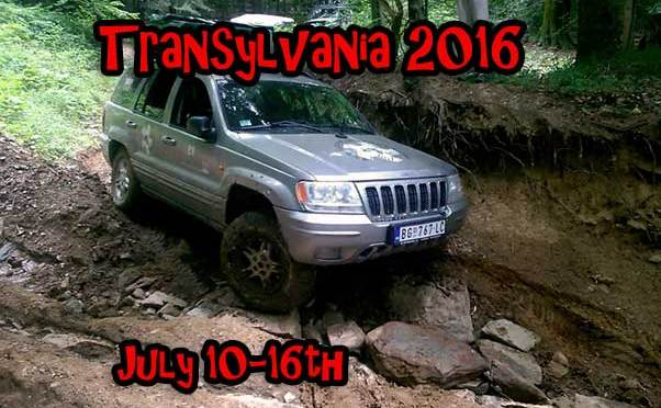 Transylvania 2016 – the western Carpathians