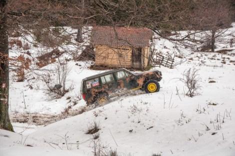 Malo igara u snegu