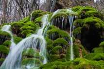 The Buk waterfall