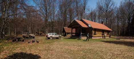 The Valkaluci hunting lodge