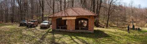 Vinatovača campsite