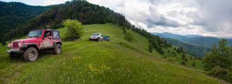 On the Green pastures of Golija