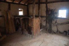 Zaliv na koskite - inside a house