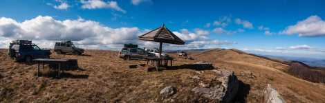 Pregrada scenic viewpoint on Stara planina