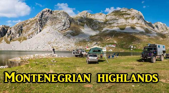 Montenegro Highlands 2017
