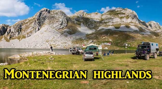 Montenegro Highlands 2017
