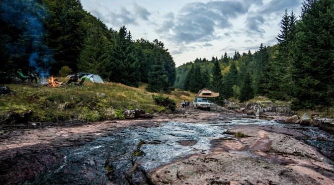 Secret Carpathians 2018 3-tour photo album online