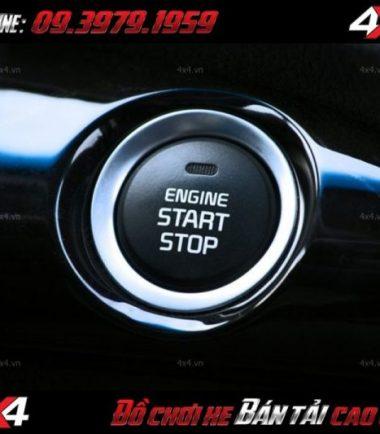 Bộ Smart Key Start Stop Engine cho Ford Ranger và nhiều dòng xe hơi