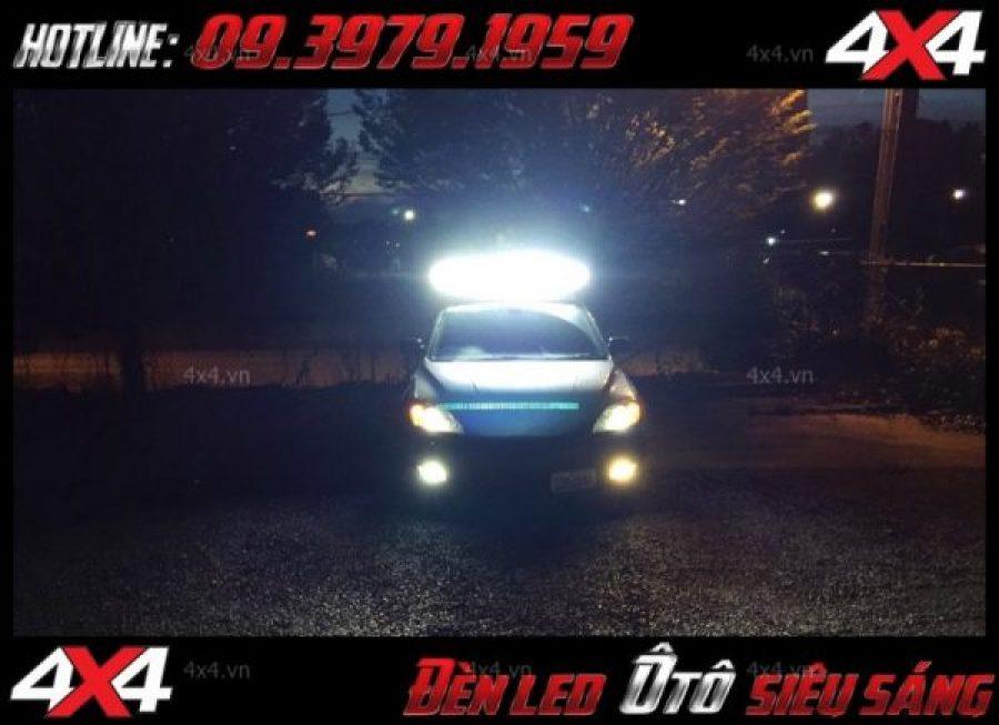 Bức ảnh: Đèn led bar siêu sáng với chất lượng rất tốt và độ bền cao