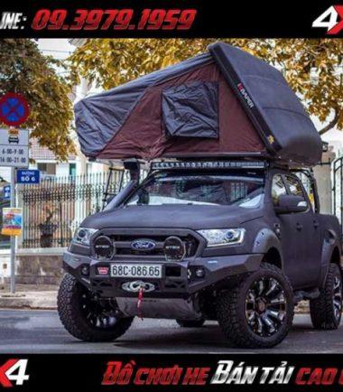 Giáp gầm RIVAL độ đẹp cho xe bán tải Ford Ranger và Mazda BT-50