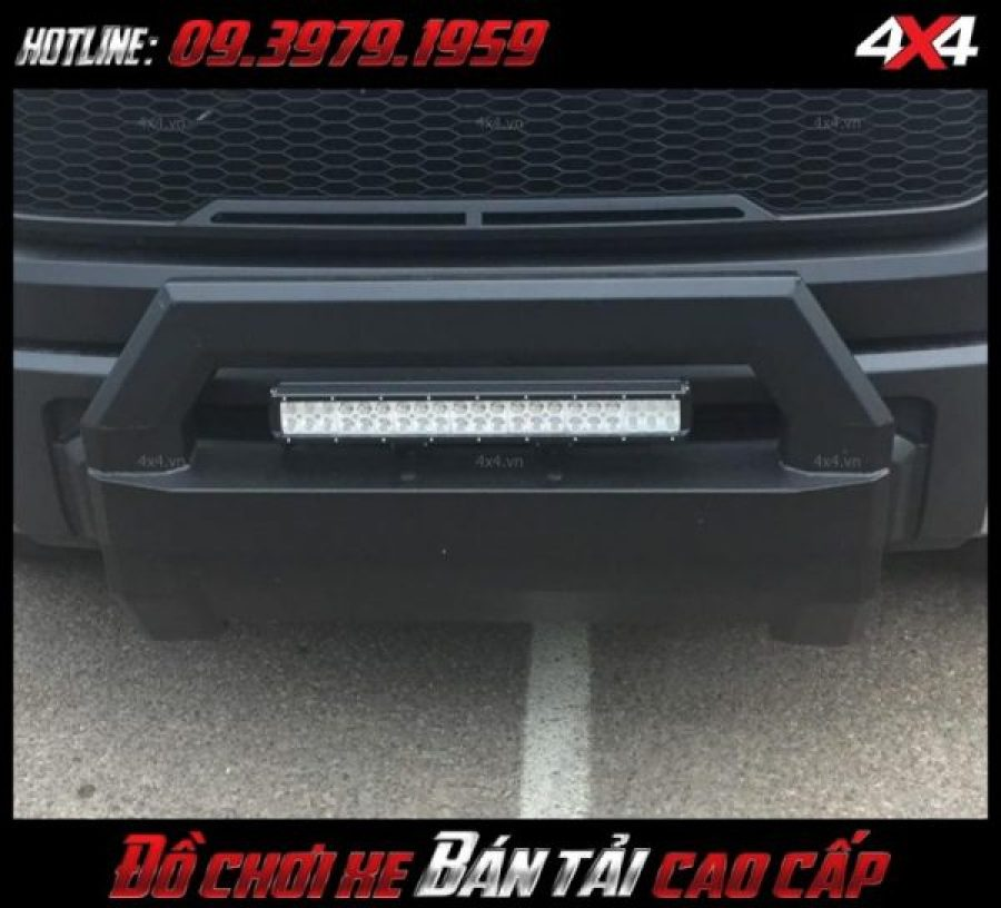 Đèn led bar ô tô: xe Ford Ranger và xe hơi độ đèn led bar giúp hỗ trợ sáng và trang trí cho xe thêm ngầu