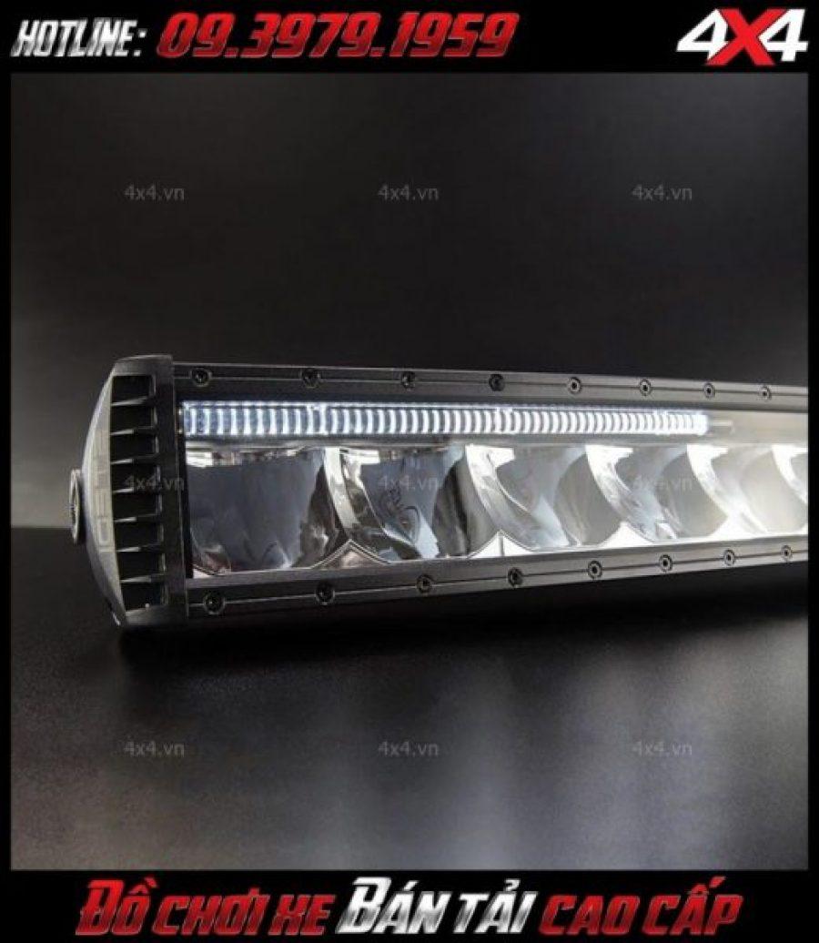 Đèn led bar stedi: mẫu đèn nóc xe bán tải độ đẹp cho Ford Ranger, Chevrolet Colorado,... tại HCM