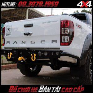 Cản sau Ford Ranger