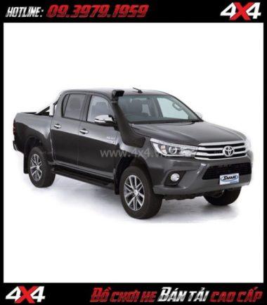 Picture Bán ống thở Safari Snorkels SS123HF cho xe bán tải Toyota Hilux ở HCM