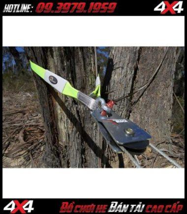 Image Dây cáp quấn bảo vệ cây ARB thuận lợi giúp bảo vệ thiên nhiên
