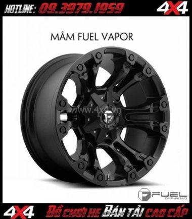 Picture Mâm ô tô cứng cáp: Mâm Fuel One Piece Vapor D560 dành cho xe SUV và xe pickup