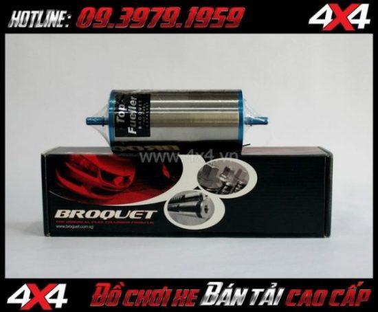 Tấm ảnh: Xúc tác nhiên liệu Broquet In-Line Top Fueller 70 dành cho xe hơi xe pick up