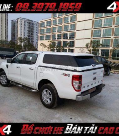 Picture Nắp thùng cao không đèn kiểu Range Rover sang trọng bậc nhất dành cho xe off road ở HCM