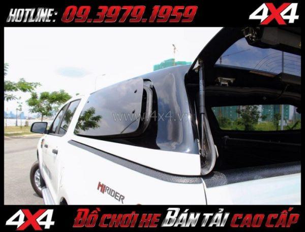Image Nắp thùng cao CarryBoy Series 6 (S6) gắn đẹp giá rẻ dành cho xe pickup ở Tp Hồ Chí Minh